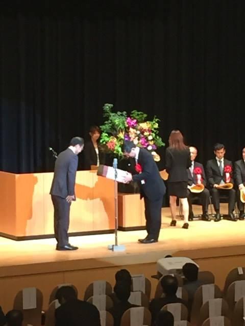平成28年度過疎地域自立活性化優良事例表彰式